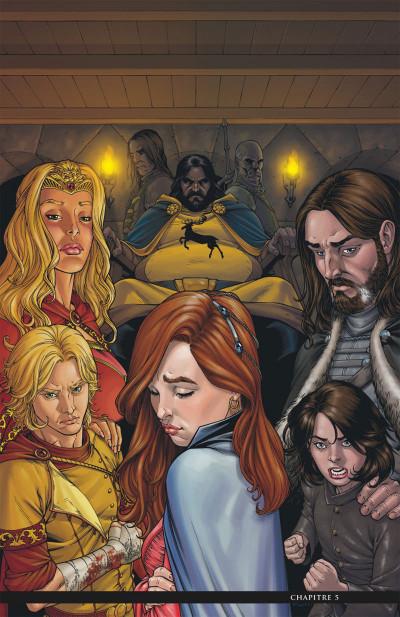 Page 4 Game of Thrones - le trône de fer T.2
