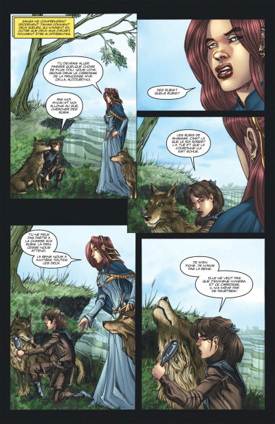 Page 5 Game of Thrones - le trone de fer tome 2