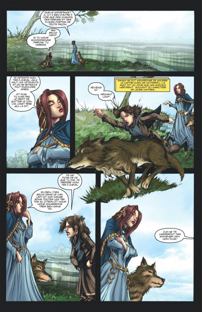 Page 6 Game of Thrones - le trone de fer tome 2