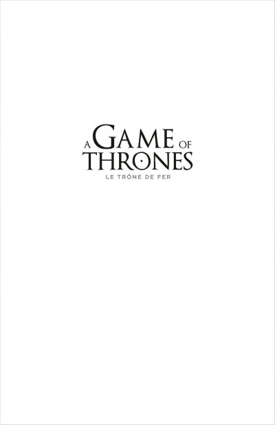 Page 1 Game of Thrones - le trône de fer tome 3