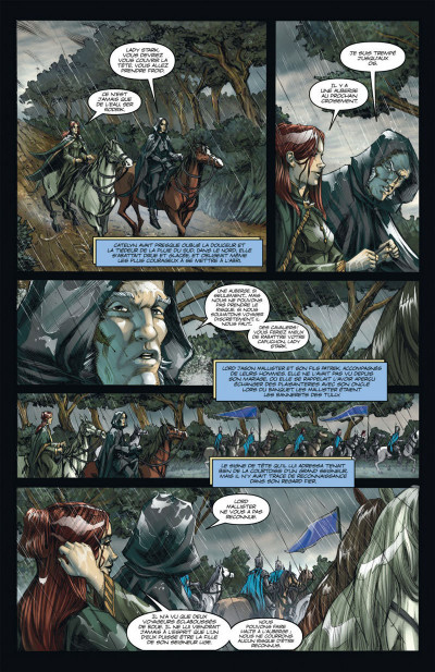 Page 5 Game of Thrones - le trône de fer tome 3