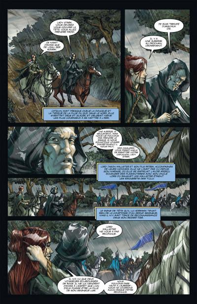 Page 5 Game of Thrones - le trône de fer T.3
