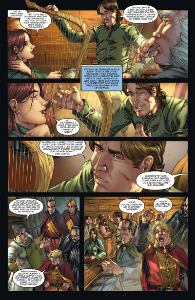 Page 7 Game of Thrones - le trône de fer tome 3