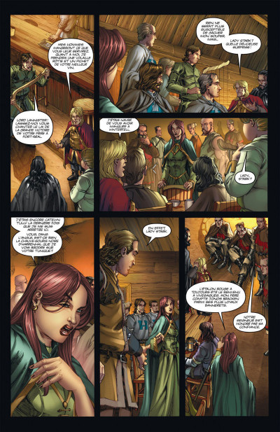 Page 8 Game of Thrones - le trône de fer tome 3