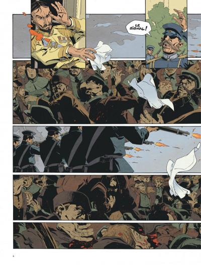 Page 6 Mort au tsar tome 1