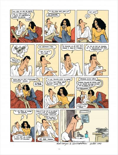Page 1 Quai d'Orsay - intégrale