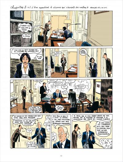 Page 2 Quai d'Orsay - intégrale
