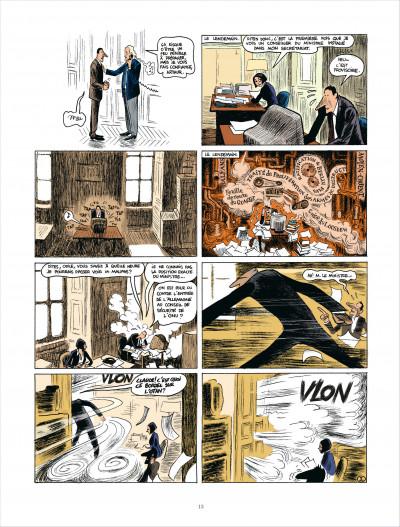 Page 3 Quai d'Orsay - intégrale