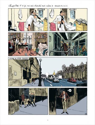 Page 5 Quai d'Orsay - intégrale