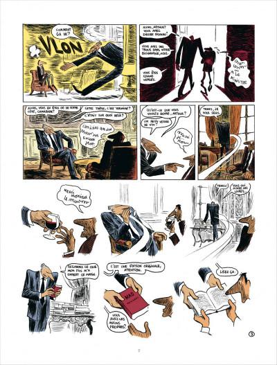 Page 7 Quai d'Orsay - intégrale