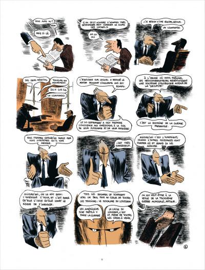Page 8 Quai d'Orsay - intégrale