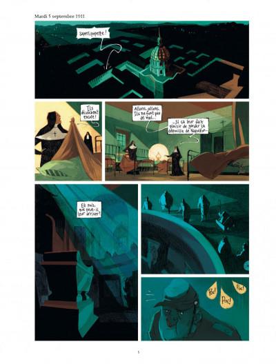 Page 5 La colère de Fantômas tome 2 - Tout l'or de Paris