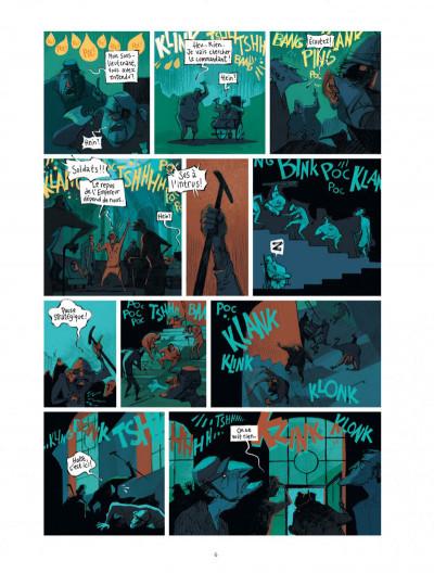 Page 6 La colère de Fantômas tome 2 - Tout l'or de Paris