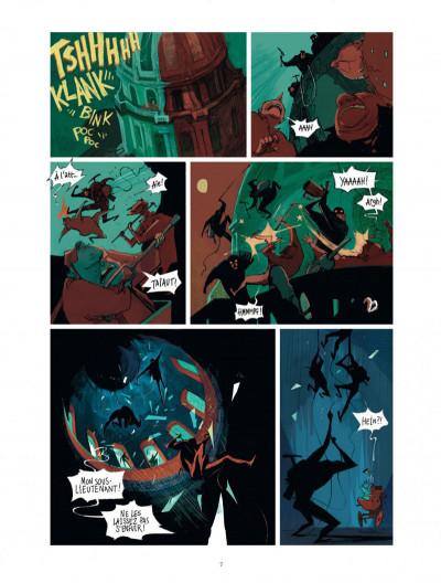 Page 7 La colère de Fantômas tome 2 - Tout l'or de Paris