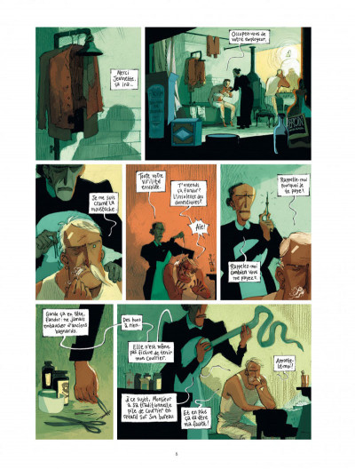 Page 8 La colère de Fantômas tome 2 - Tout l'or de Paris