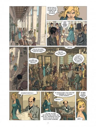 Page 7 la banque tome 2 - 1815-1857 1ère génération