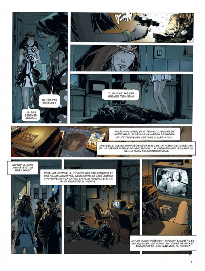 Page 7 Black op tome 7