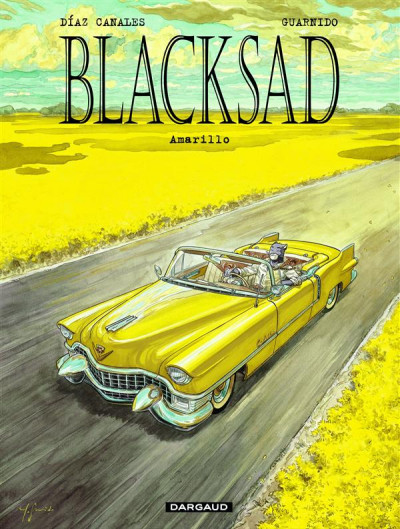 Couverture Blacksad tome 5
