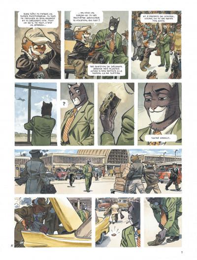 Page 7 Blacksad tome 5