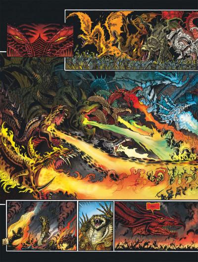 Page 8 Chroniques de la lune noire tome 16