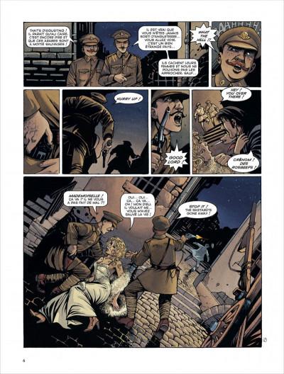 Page 6 la croix de Cazenac - Intégrale tome 3 (tome 7 à tome 10)