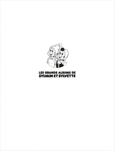Page 1 Sylvain & Sylvette - intégrale tome 5 - mésaventures de Renard