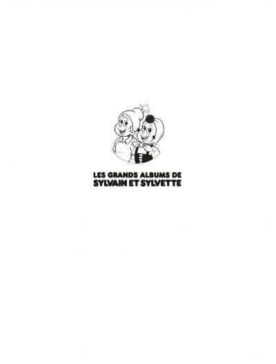 Page 1 Sylvain & Sylvette - intégrale tome 6 - les bonnes idées de Renard