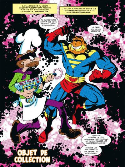 Page 3 Garfield comics tome 1