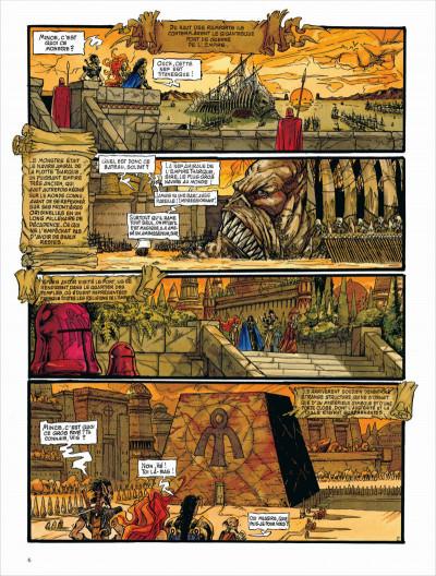 Page 6 Les chroniques de la lune noire - intégrale tome 3