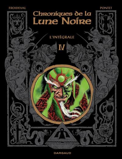Couverture Les chroniques de la lune noire - intégrale tome 4