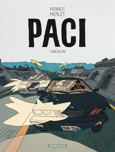 Couverture Paci tome 1