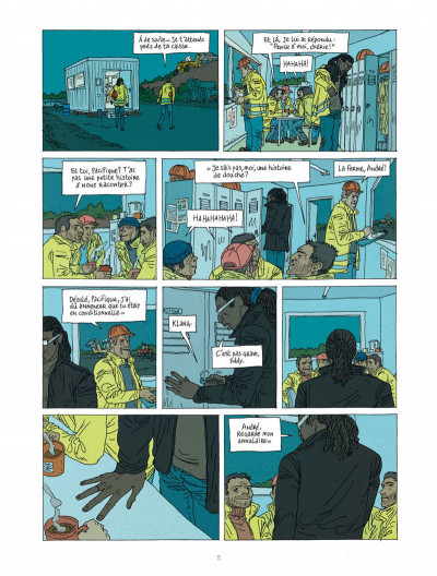 Page 5 Paci tome 1