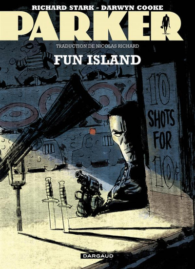image de parker tome 4 - fun island