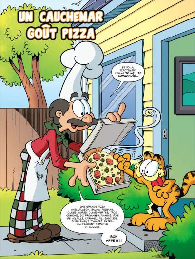 Page 3 Garfield comics tome 2