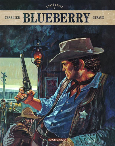 Couverture Blueberry - intégrale tome 2