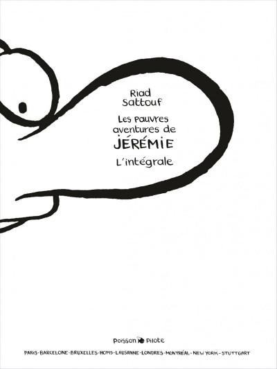 Page 3 Les pauvres aventures de Jérémie - intégrale