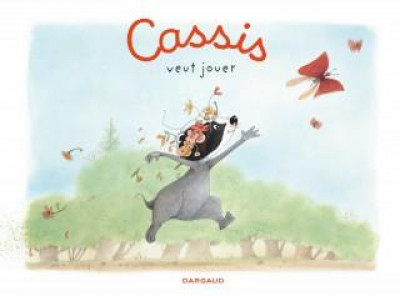 Couverture Cassis tome 1