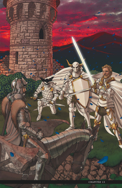 Page 4 A game of thrones - le trône de fer tome 4