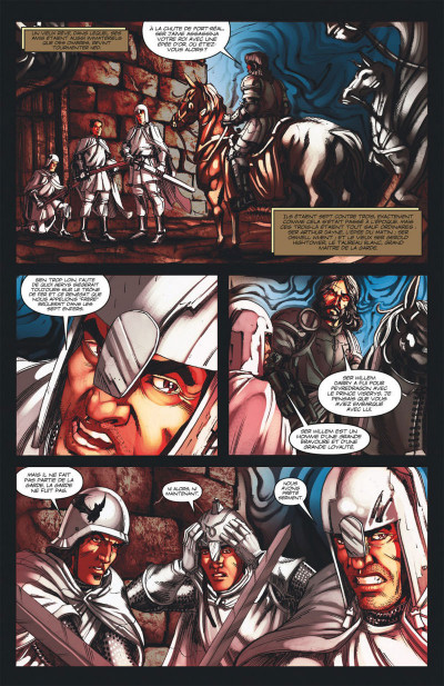 Page 5 A game of thrones - le trône de fer tome 4