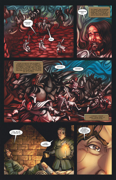 Page 6 A game of thrones - le trône de fer tome 4