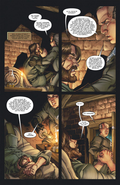 Page 7 A game of thrones - le trône de fer tome 4