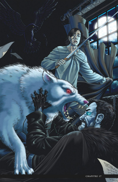 Page 4 A game of thrones - le trône de fer tome 5