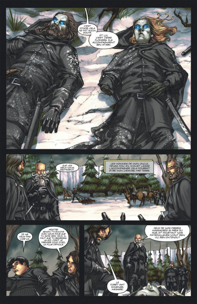 Page 5 A game of thrones - le trône de fer tome 5