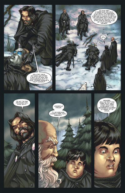 Page 6 A game of thrones - le trône de fer tome 5