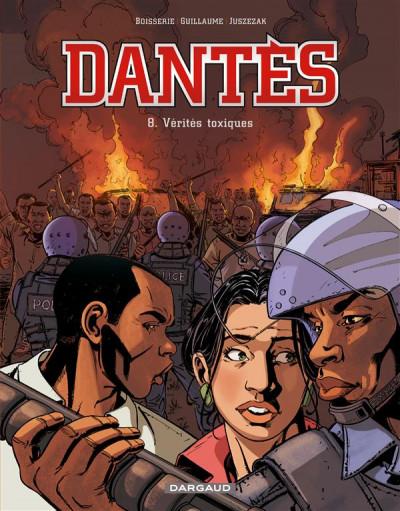 Couverture Dantès tome 8