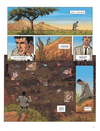 Page 3 Dantès tome 8