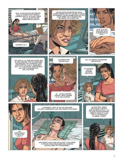 Page 5 Dantès tome 8
