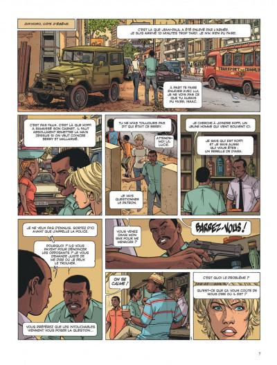 Page 7 Dantès tome 8