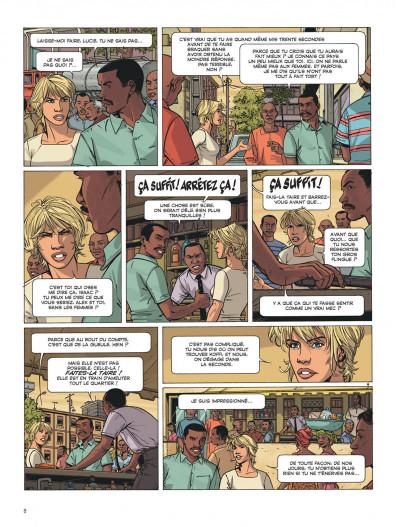Page 8 Dantès tome 8