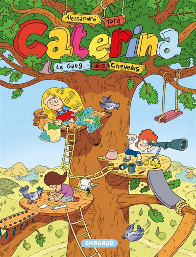 Couverture Caterina tome 1